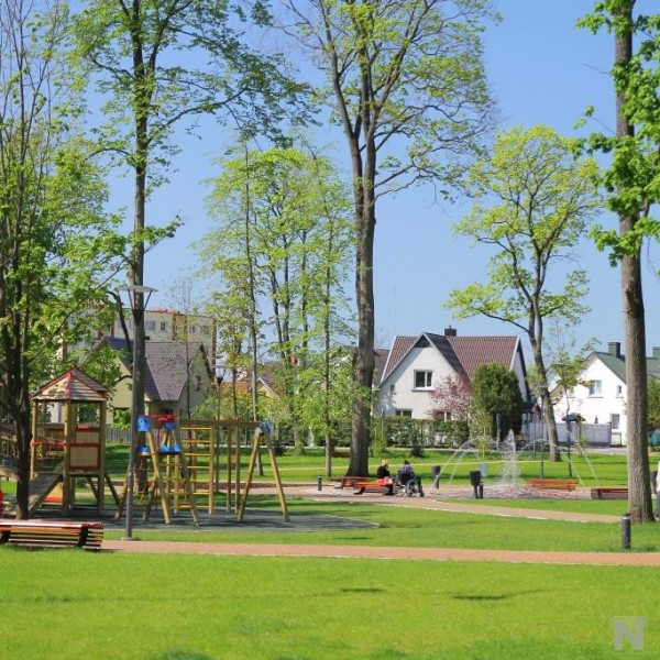 VYTAUTAS THE GREAT PARK Image 1